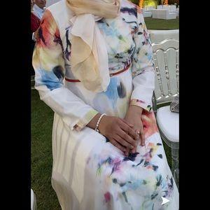 Annah Hariri dress